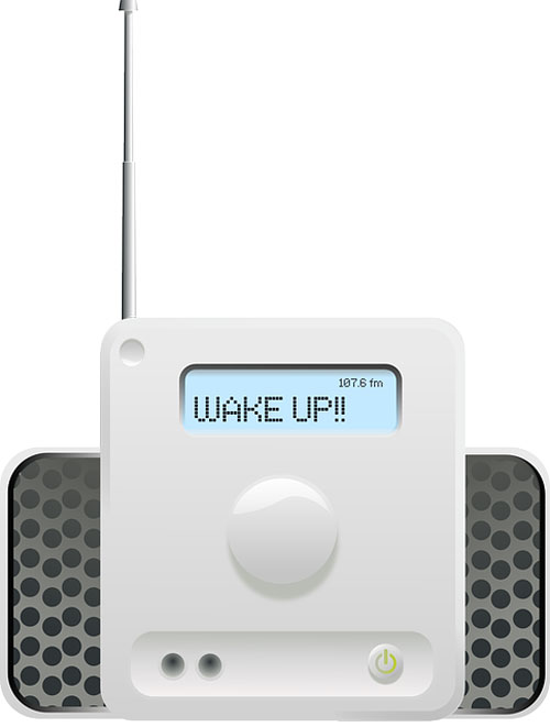 Get rid of your alarm clock