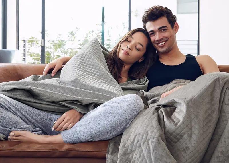 DreamCloud Weighted Blanket
